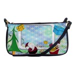 Pere Noel Custom Clutch Bag - Shoulder Clutch Bag