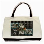 Whirlygig tote 2 - Basic Tote Bag