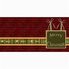 8x4 Card Old World Christmas 1001 By Lisa Minor   4  X 8  Photo Cards   0xw6ooeb6pj1   Www Artscow Com 8 x4 Photo Card - 7