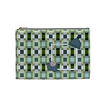 Cosmetic Bag-Medium-Blustery Day 1003 - Cosmetic Bag (Medium)