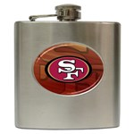 pops - Hip Flask (6 oz)