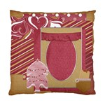 Pillow-I Heart Christmas 1002 - Standard Cushion Case (Two Sides)