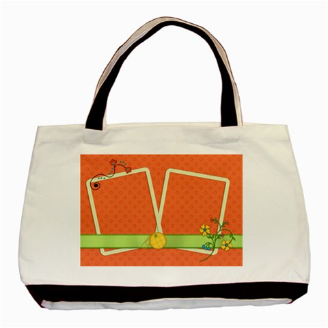 Tote Fanciful Fun 1001 By Lisa Minor   Basic Tote Bag   G8cx5tr0khv9   Www Artscow Com Front