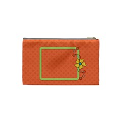 Cosmetic Bag Small Fanciful Fun 1001 By Lisa Minor   Cosmetic Bag (small)   Zx4n5rnh2iv4   Www Artscow Com Back