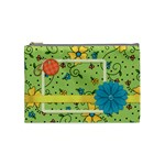 Cosmetic Bag Medium-Fanciful Fun 1001 - Cosmetic Bag (Medium)
