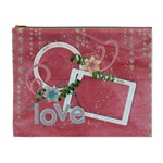 Love cosmetic bag-XL - Cosmetic Bag (XL)