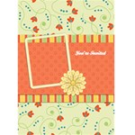 Fanciful Fun Card-Invitation 1001 - Greeting Card 5  x 7