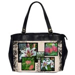 in my garden oversized office bag - Oversize Office Handbag (2 Sides)