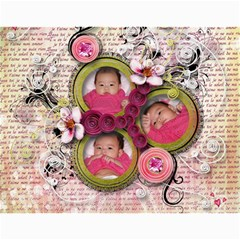 Lich 1 By Thuy Nguyen   Wall Calendar 11  X 8 5  (12 Months)   4irg80y0jmaj   Www Artscow Com Month