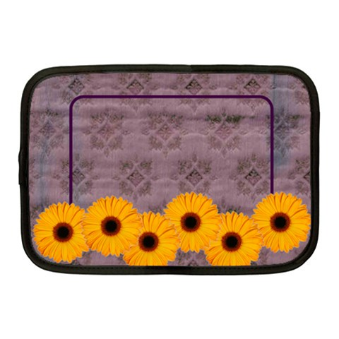 Flowers   Netbook Case By Carmensita   Netbook Case (medium)   Ssgo9oxd3hnr   Www Artscow Com Front