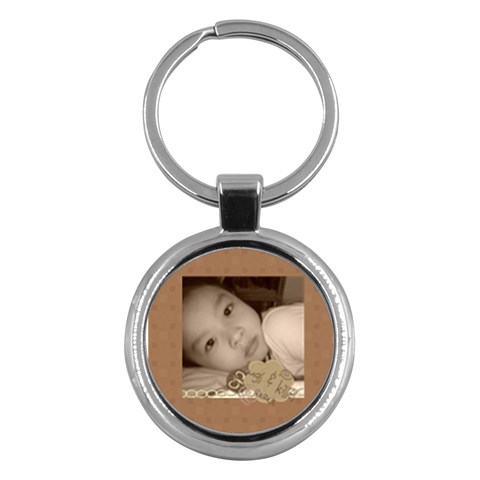 Custom Key Chain Round   Hugs & Kisses By Purplekiss   Key Chain (round)   Il9igdcnhtwo   Www Artscow Com Front