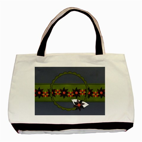 Gypsy Fall Tote 1001 By Lisa Minor   Basic Tote Bag   Lrgtud9zgz10   Www Artscow Com Front