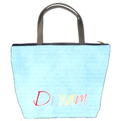 Dream Bucket Bag By Albums To Remember   Bucket Bag   9prdlbmqfl3z   Www Artscow Com Back