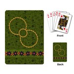 Gypsy Fall Playing Cards 1001 - Playing Cards Single Design