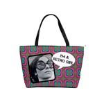 RETRO-GIRL - BAG - Classic Shoulder Handbag