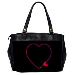 Perfect Couple   Bag By Carmensita   Oversize Office Handbag (2 Sides)   Jqcsyvpvq0u3   Www Artscow Com Back