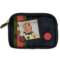 Gypsy Fall Digital Camera Case 1001 By Lisa Minor   Digital Camera Leather Case   Beh7mblpwc3m   Www Artscow Com Front