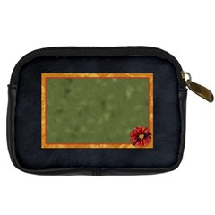 Gypsy Fall Digital Camera Case 1001 By Lisa Minor   Digital Camera Leather Case   Beh7mblpwc3m   Www Artscow Com Back