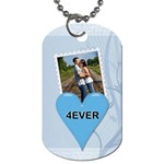 4Ever 1-Sided Dog Tag - Dog Tag (One Side)