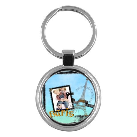 Kids By Joely   Key Chain (round)   Yfqxcrbgordy   Www Artscow Com Front