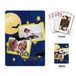 kids - Playing Cards Single Design