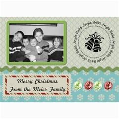 Holiday Photo Card By Martha Meier   5  X 7  Photo Cards   Blkibrh2duwl   Www Artscow Com 7 x5 Photo Card - 7