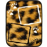 Leopardo  -  Blanket - Double Sided Fleece Blanket (Mini)