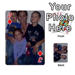 Jack Daddys Cards By Kayla   Playing Cards 54 Designs   9x3goo7ndbd6   Www Artscow Com Front - DiamondJ