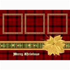 Old World Christmas 7x5 Card 1001 By Lisa Minor   5  X 7  Photo Cards   7i7mrcnabigh   Www Artscow Com 7 x5 Photo Card - 6