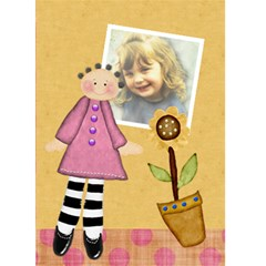 Hello Card 1 Missy By Lillyskite   Greeting Card 5  X 7    0uheg37zmr9q   Www Artscow Com Front Cover