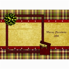 All I Want For Christmas 5x7 Card 101 By Lisa Minor   5  X 7  Photo Cards   Supjdlkkboj1   Www Artscow Com 7 x5 Photo Card - 7