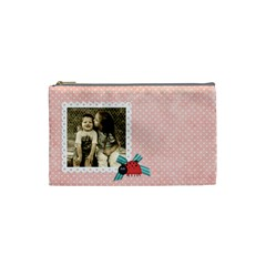 Lady Bug Cosmetic Bag By Sheena   Cosmetic Bag (small)   5gorybx6jhc4   Www Artscow Com Front