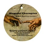 Magical Therapies Ornament - Ornament (Round)