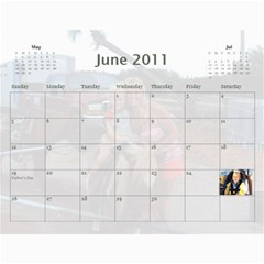 Christine Xmas Calendar Present By Tami Kos   Wall Calendar 11  X 8 5  (12 Months)   47tyiq5pcfj9   Www Artscow Com Jun 2011