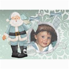 Christmas 7x5 Santa2 By Lillyskite   5  X 7  Photo Cards   8a2earznfup1   Www Artscow Com 7 x5 Photo Card - 2