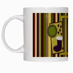 All I Want For Christmas Mug 101 By Lisa Minor   White Mug   Ss020a19hzei   Www Artscow Com Left
