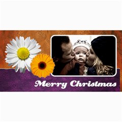 Christmas Cards By Carmensita   4  X 8  Photo Cards   94z7r9609vub   Www Artscow Com 8 x4 Photo Card - 10