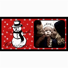 Christmas  Cards By Carmensita   4  X 8  Photo Cards   Eflu0yveurw3   Www Artscow Com 8 x4 Photo Card - 7
