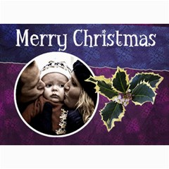 Christmas Cards By Carmensita   5  X 7  Photo Cards   Ozsh6flf35fw   Www Artscow Com 7 x5 Photo Card - 9