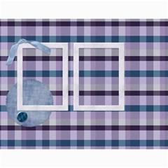 Lavender Rain Calendar By Lisa Minor   Wall Calendar 11  X 8 5  (12 Months)   Xnxl7e18f6s1   Www Artscow Com Month