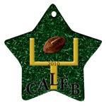 Caleb s - Ornament (Star)