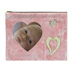 Gentle Times XL Cosmetic Case - Cosmetic Bag (XL)