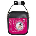 Princess Star girls sling bag