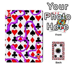 Ace Kiki sdeck By Kiki Jesus   Playing Cards 54 Designs   Pl8byvpu54g6   Www Artscow Com Front - HeartA