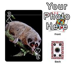 Kiki sdeck By Kiki Jesus   Playing Cards 54 Designs   Pl8byvpu54g6   Www Artscow Com Front - Club3