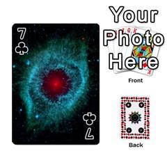 Kiki sdeck By Kiki Jesus   Playing Cards 54 Designs   Pl8byvpu54g6   Www Artscow Com Front - Club7