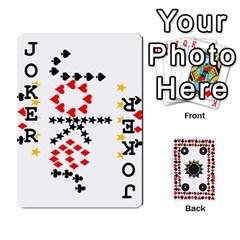 Kiki sdeck By Kiki Jesus   Playing Cards 54 Designs   Pl8byvpu54g6   Www Artscow Com Front - Joker1