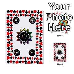 Kiki sdeck By Kiki Jesus   Playing Cards 54 Designs   Pl8byvpu54g6   Www Artscow Com Back