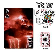 Kiki sdeck By Kiki Jesus   Playing Cards 54 Designs   Pl8byvpu54g6   Www Artscow Com Front - Spade9