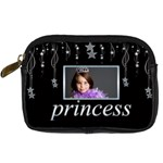 Princess angel falling star camera case - Digital Camera Leather Case